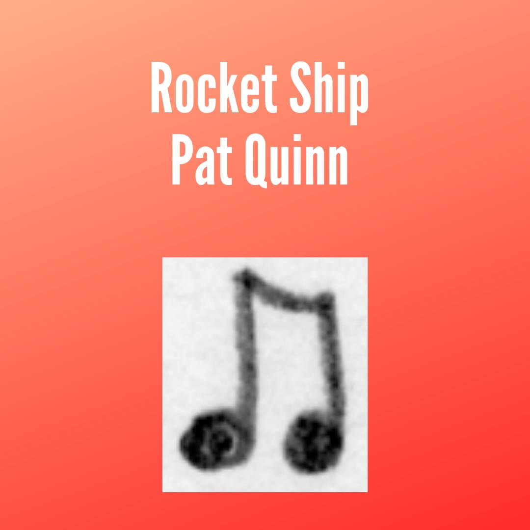 Quinn Rocket Ship