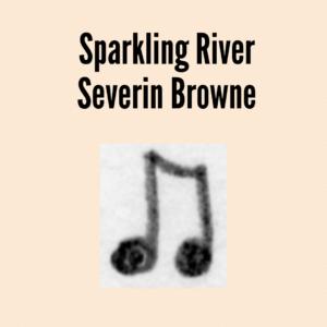 Sparkling River